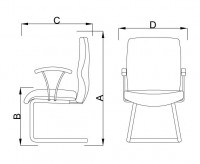 SC2_-_MID_BACK_SIDE_CHAIR_SLEIGH_BASEQUE