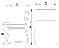 c2s-economy-side-chair-skid-base