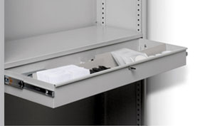 pullout stationery drawer